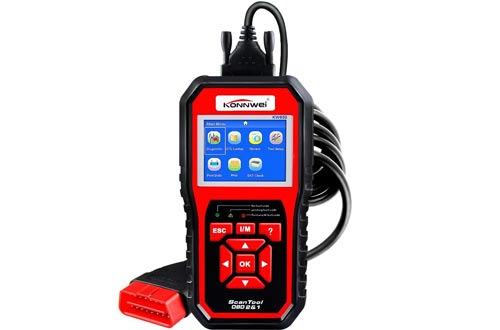 OBDII Auto Diagnostic Code Scanner