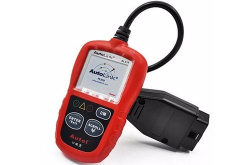 Autel AutoLink AL319 OBD2 Scanner Automotive Engine