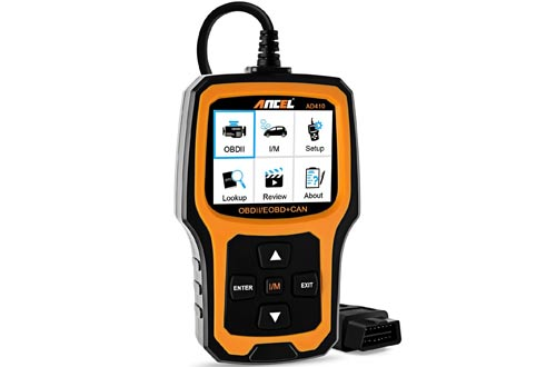 ANCEL AD410 Enhanced OBD II Vehicle Code Reader