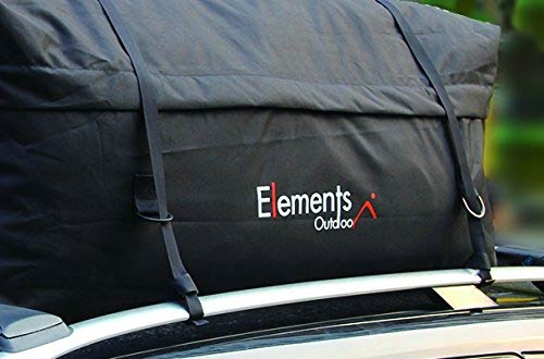 Elements Outdoor Roof Top Cargo Carrier Bag