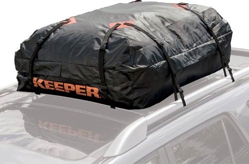 Keeper 07203-1 Waterproof Roof Top Cargo Bag