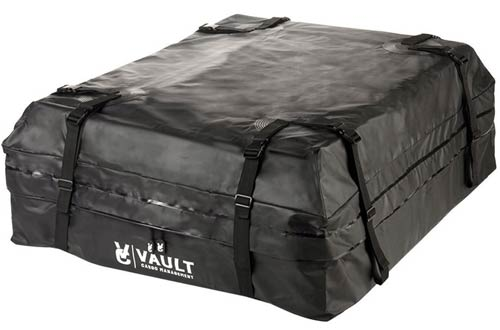 Waterproof Canvas Cargo Storage Roof Bag by Vault Cargo