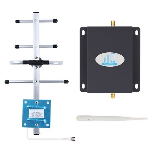 Cell Phone Signal Booster 4G Lte Verizon Cell signal Booster HJCINTL High Gain 65dB Band13