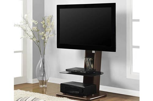 Ameriwood Home Galaxy TV Stand with Mount for TVs