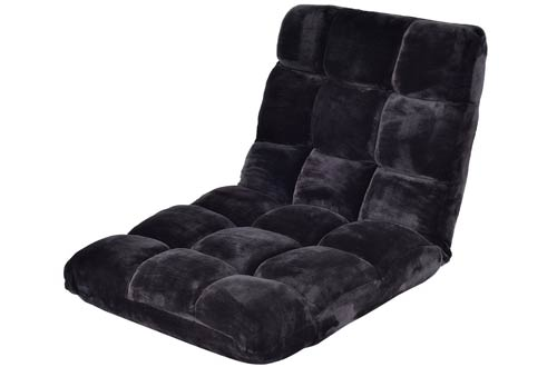Giantex Floor Folding Gaming Sofa Chair