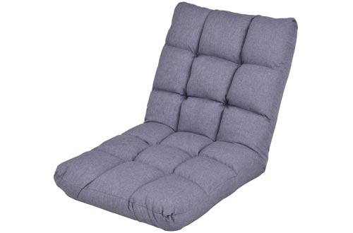 Giantex Adjustable Floor Gaming Sofa Chair