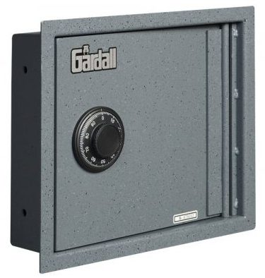 "Gardall SL4000/F-G-C 4"" Concealed Wall Safe"