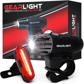 Top 10 Best Bike Lights in 2019 Review