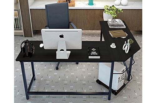 Teekland Office Desk with Keyboard Tray