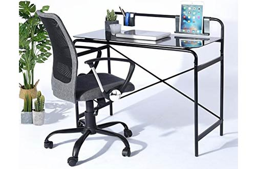 Top 10 Best Modern Glass Computer Desks for Office/Home In 2021