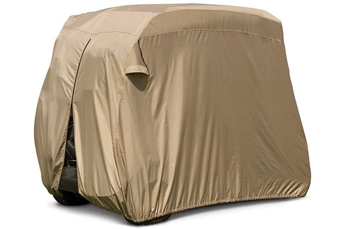 Top 10 Best Golf Cart Covers Reviews In 2018