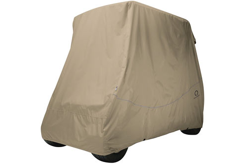 Classic Accessories Fairway Golf Cart Quick Fit Cover