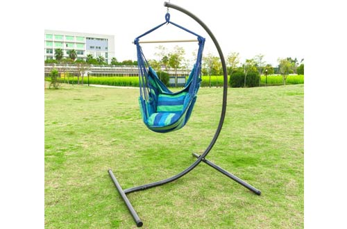 OnCloud Hanging Hammock Chair C Stand Only Heavy Duty Indoor Outdoor
