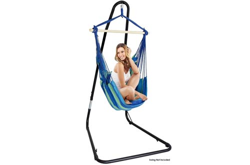 Sorbus Hammock Chair Stand for Hanging Chairs, Swings, Loungers,