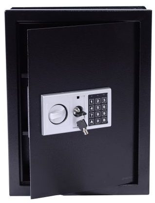 Top 10 Best Wall Safes in 2020