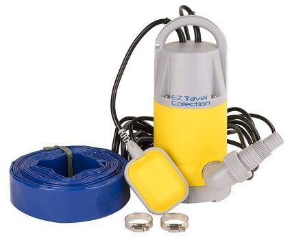 Hot Tub and Swimming Pool Drain Pump
