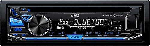 JVC KD-RD87BT CD/MP3 Car Stereo USB