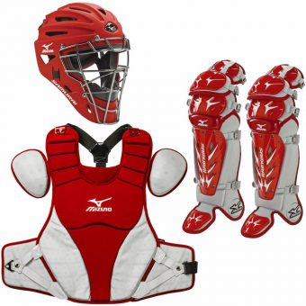 Mizuno-youth-catchers-gear-sets