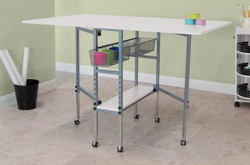 Hobby & Craft Table with Drawers