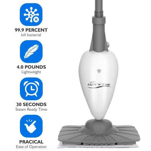 Steam Mop - Steam Cleaner Steam Mops