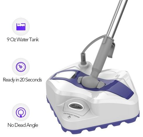 Steam Mop - Steam Cleaner with Automatic