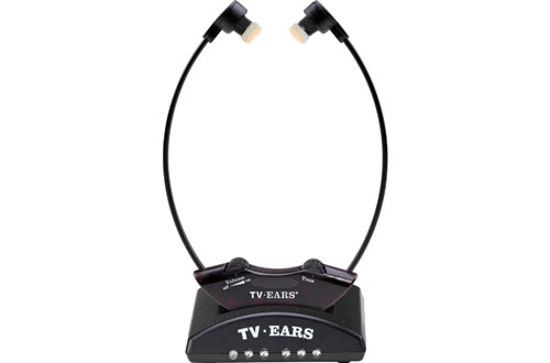 TV Ears 330-0123 2.3 Wireless Headset System
