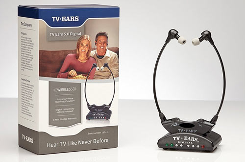 TV Ears Digital Wireless Headset System