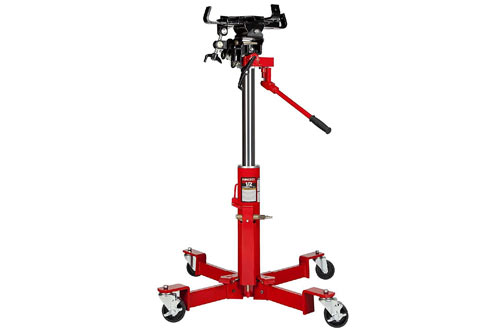 Sunex 7796 1000-Pound Air and Hydraulic Telescopic Transmission Jack