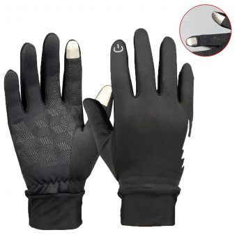 Youngate Mens Texting Touchscreen Gloves Outdoor Driving Cycling Gloves