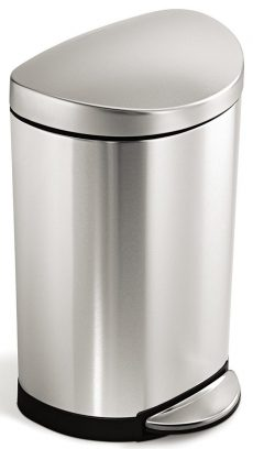 simplehuman-stainless-steel-trash-cans
