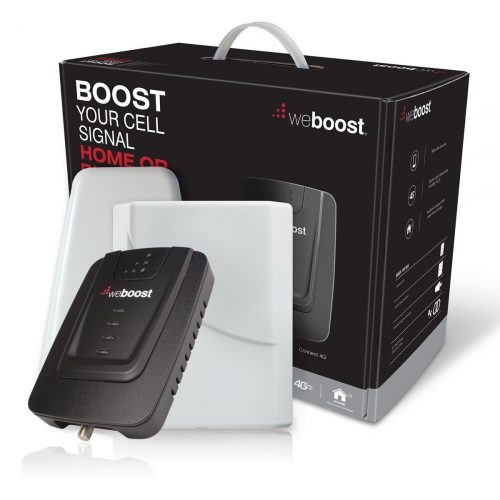weBoost Connect 4G Indoor Cell Phone Signal Booster for Home and Office-Cell Phone Signal Boosters
