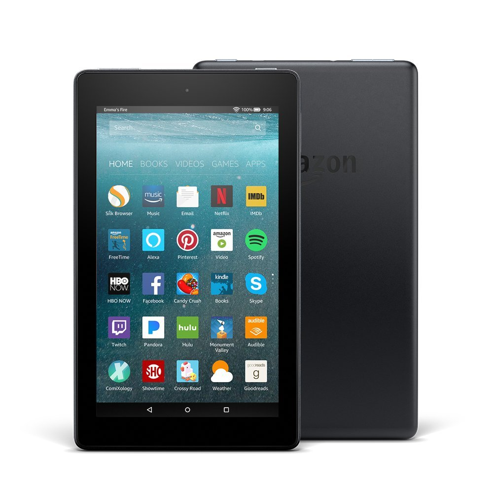 1. Fire 7 Tablet with Alexa