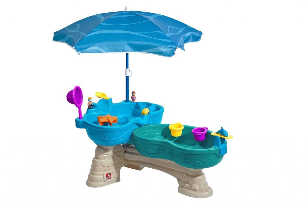 1. Step2 Spill & Splash Seaway Water Table