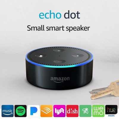 10. Echo Dot 2nd Generation Smart speaker