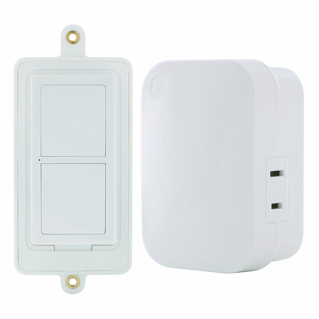 10. GE mySelectSmart Wireless Remote Control Light Switch