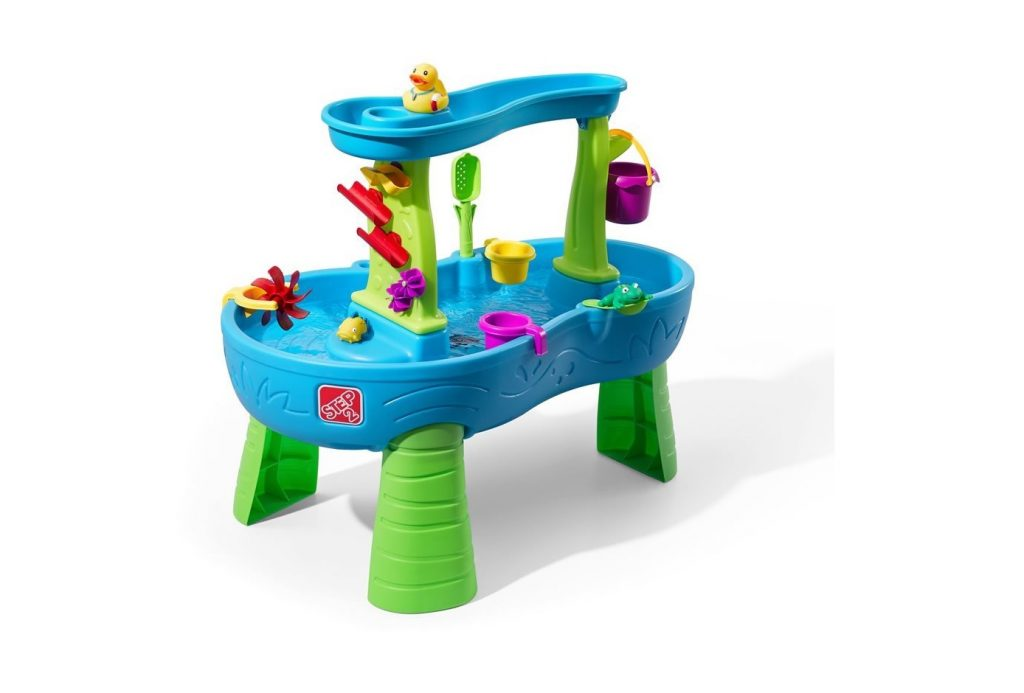 2. Step2 Rain Showers Splash Pond Water Table Playset