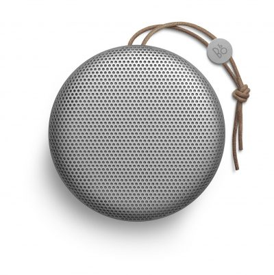 3. B&O PLAY by Bang & Olufsen Bluetooth Speaker