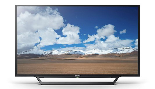Sony KDL32W600D 32-Inch HD Smart TV (2016 Model)