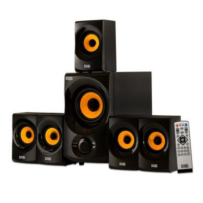 5. Acoustic Audio Bluetooth Speaker System