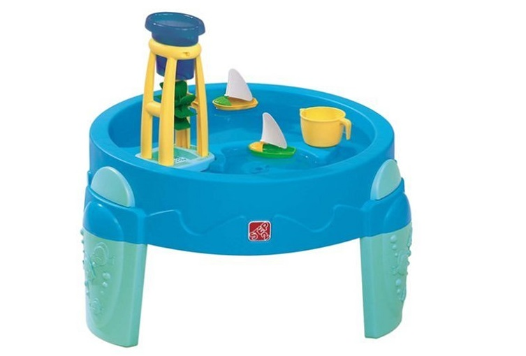 5. Step2 WaterWheel Activity Play Table