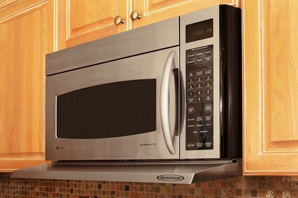 Microvisorhood Microwave Over the Range STAINLESS STEEL