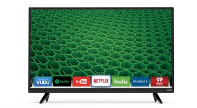 VIZIO D32x-D1 D-Series 32 Class Full Array LED Smart TV (Black)