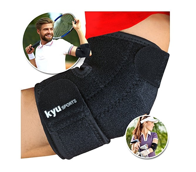 Top 10 Best Tennis Elbow Braces in 2018