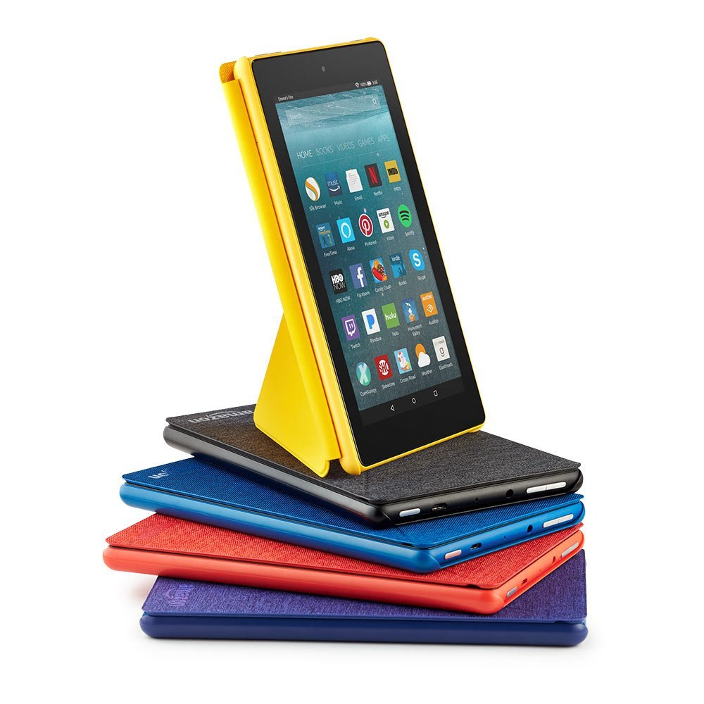 8. Certified Refurbished Fire 7 Tablet with Alex