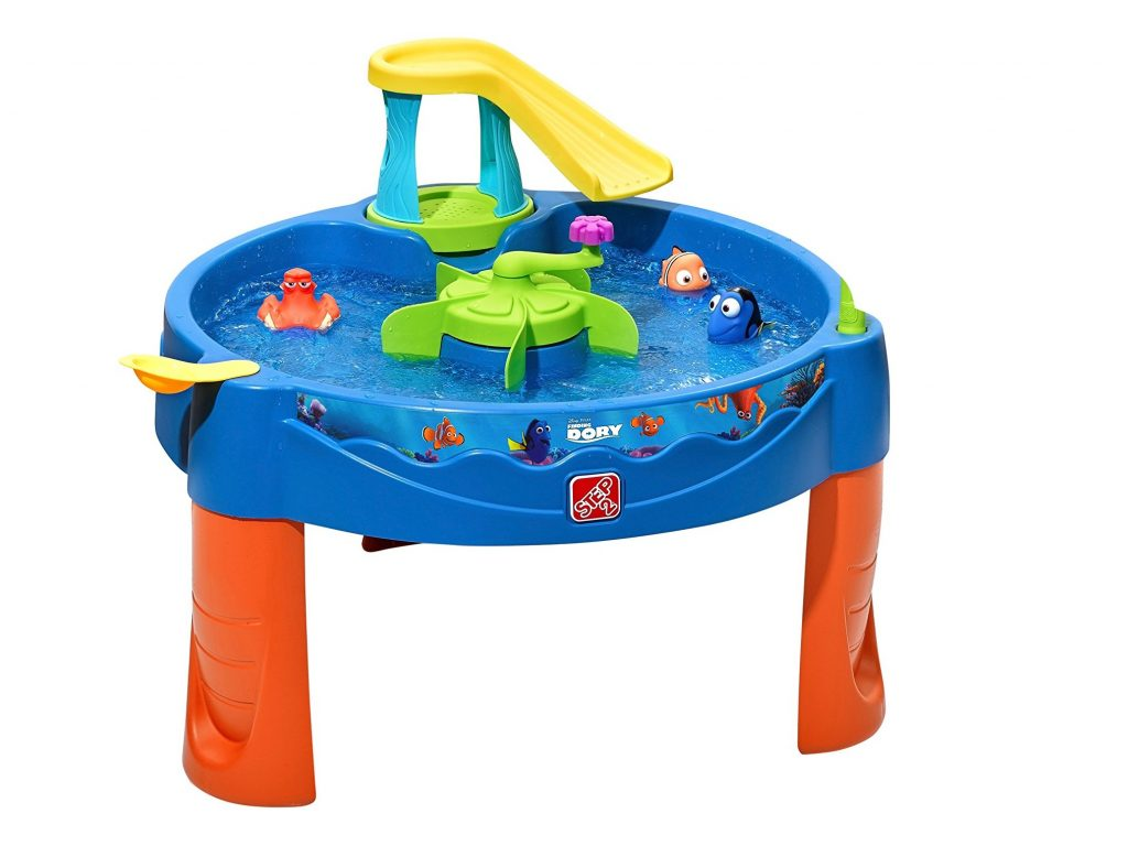 8. Step2 Finding Dory Swim & Swirl Water Table