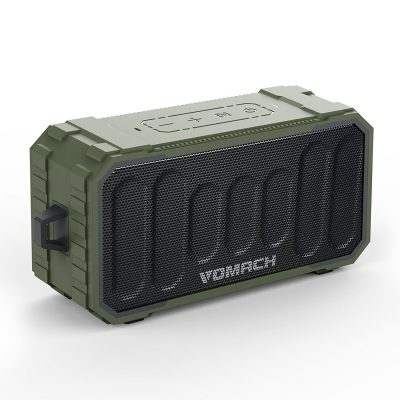 9. Vomach Bluetooth Speaker