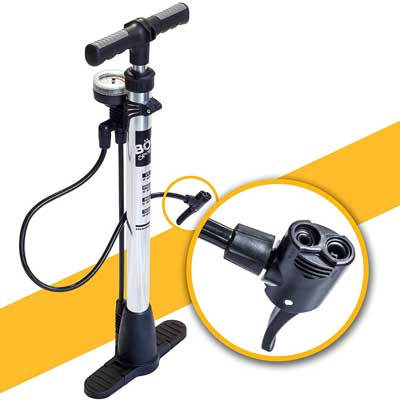 Top 10 Best Bike Floor Pumps Reviews in 2018