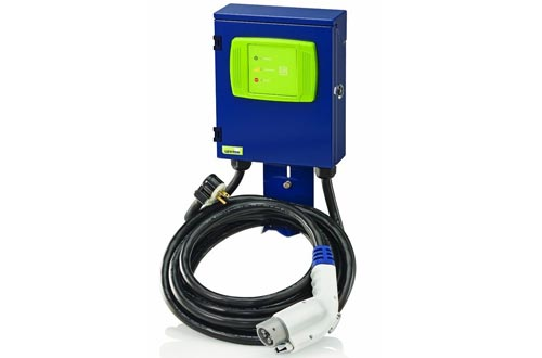 Leviton EVB22-3PM Evr-Green 160 Home Electric Car Charging Stations, 3.8kW output, Level 2