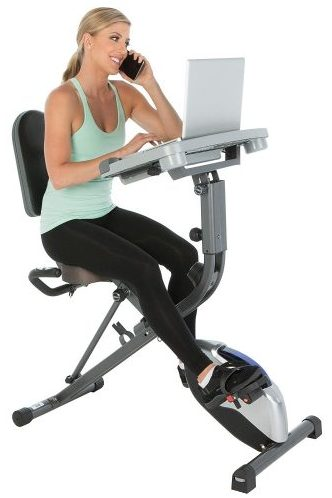 Exerpeutic WorkFit 1000 Fully