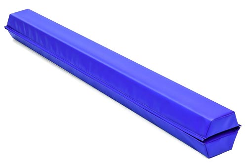 Best Choice Products 9FT Gymnastics Sectional Foldable Floor Balance Beam